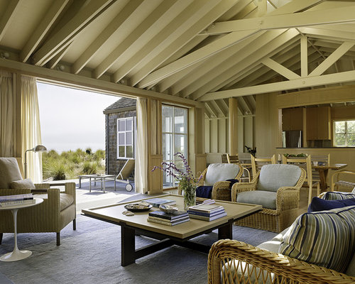 Best Open Beam Ceiling Design Ideas Amp Remodel Pictures Houzz