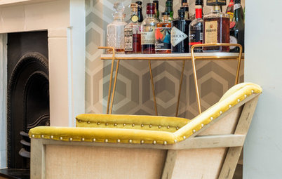 Think You Haven't Got Space for a Home Bar?