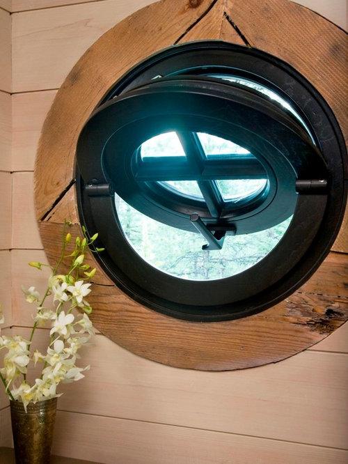 Porthole Window Houzz