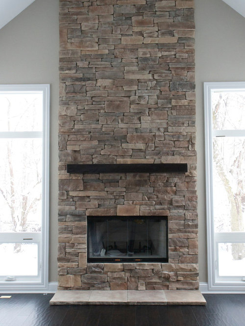 SaveEmail. Stone Fireplaces ... - Stone Fireplaces Before & After