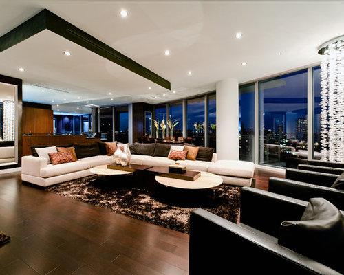 penthouse wohnung modern einrichtung – modernise, Wohnideen design