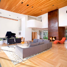 Contemporary Living Room by Miró Rivera Architects