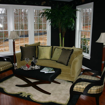 Stonewall Manor Model Home
