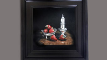 Strawberries and sliver