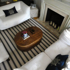Eclectic Living Room by Stylelinx.blogspot.com