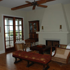 Living Room by Priester's Custom Contracting, LLC