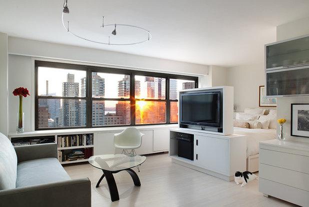 einzimmerwohnung einrichten 13 einrichtungstipps. Black Bedroom Furniture Sets. Home Design Ideas