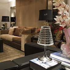 Contemporary Living Room by Marcelo Brito & Pedro Potaris