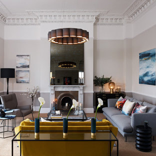 Stunning Georgian Apartment by Furnish Interior Design in Cheltenham