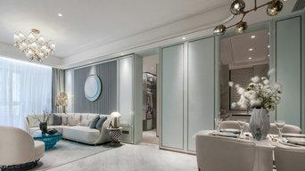 Stunning Master Bedroom