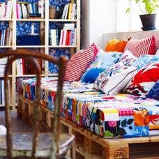 Mediterranean Living Room styleitchic