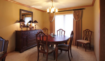 Stylish, Comfortable, & Sophisticated Dining Room