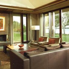 Modern Living Room by Martin Patrick 3