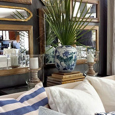 Beach Style Living Room by FOCAL POINT STYLING