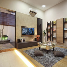 Modern  by The Interior Place (S) Pte Ltd