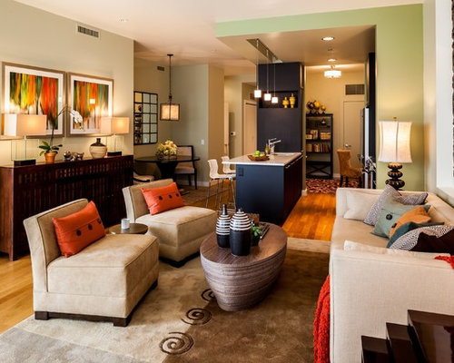 Light Green Walls Design Ideas Remodel Pictures Houzz