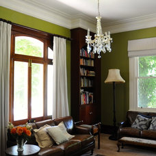 Traditional Living Room by Luci.D Interiors