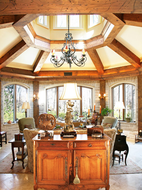 Octagon Shaped Ceiling Home Design Ideas Pictures