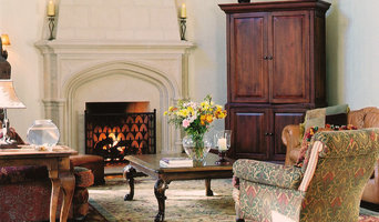 Sunbury Mantel with Overmantel