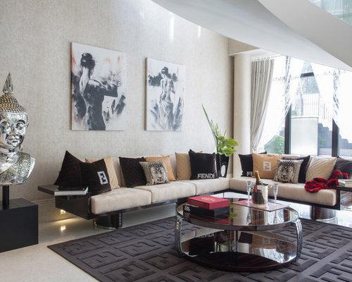 beautiful wohnzimmer asiatisch gestalten ideas - sohopenthouse