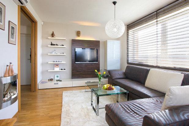 16 Idee per Migliorare l\'Illuminazione della Zona Tv