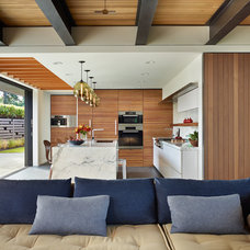 Contemporary Living Room by Lane Williams Architects