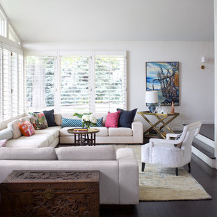 75 Eclectic Living Room Design Ideas - Stylish Eclectic Living Room ...