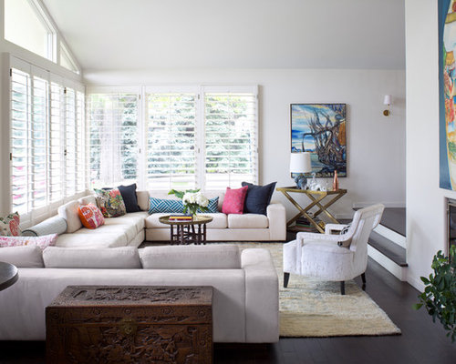 25 Best Eclectic Living Room Ideas & Remodeling Pictures | Houzz