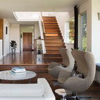 Carmel Street Modern Living Room San Francisco By