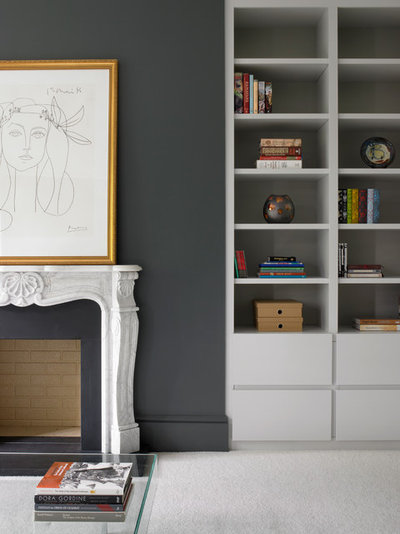 Decorating 13 Smart Solutions For Styling Fireside Alcoves
