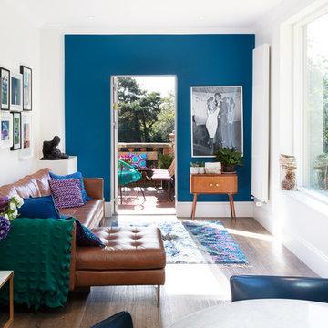Surrey Ecclectic Home