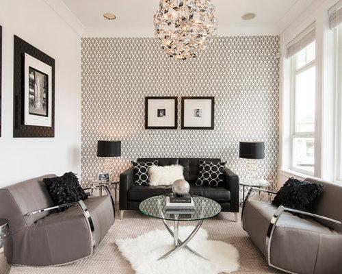 Modern Wallpaper Designs Living Room 2017 Part 34