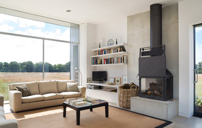 Houzz Tour: A Beautiful New Build in Suffolk With Spectacular Views