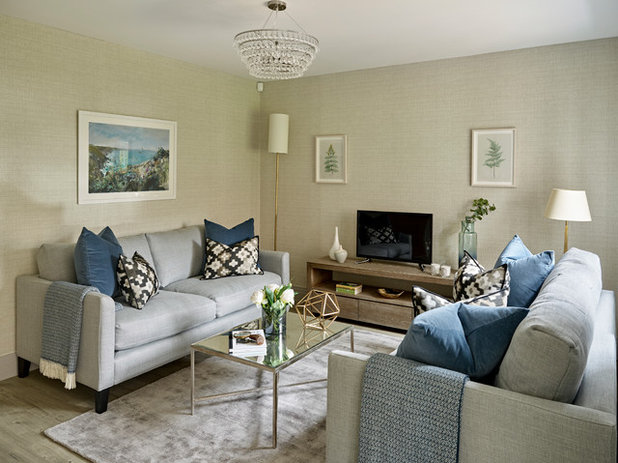 10 ways to arrange the furniture in your living room for Ways to arrange a small living room