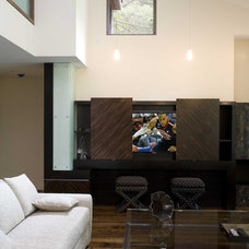 Modern Living Room by Narofsky Architecture + ways2design
