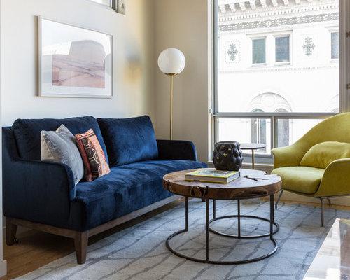 Top 30 Contemporary Living Room Ideas & Designs   Houzz