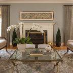 Sw Vista Traditional Living Room Portland By