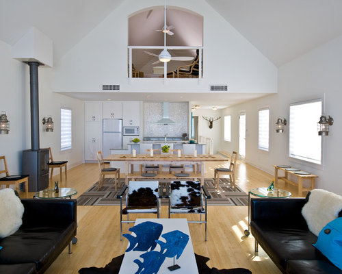 Open Floor Plan With Small Kitchen Houzz