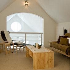 Asian Living Room Swan Fish Camp