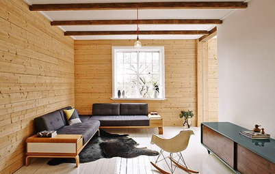 Houzz Tour: Urban Remodel Looks to Sweden for Bright Ideas