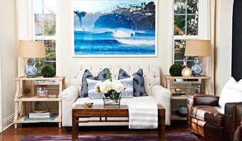 Sweet Ocean Blue