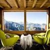 Houzz Tour: En stilfull alpin stuga med otrolig utsikt över bergen