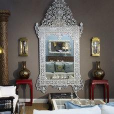 Mediterranean Living Room by Jalan Jalan Collection