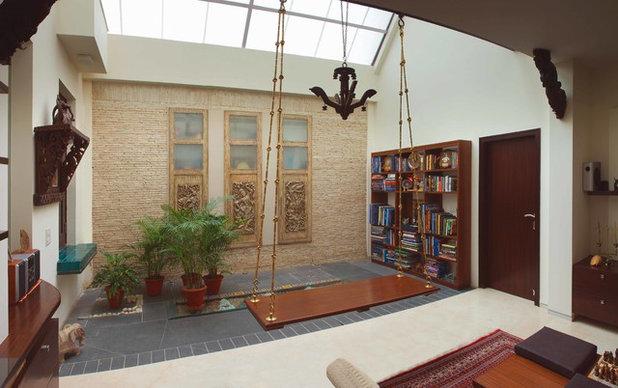 Indian Living Room By Ar Moorthy Associates