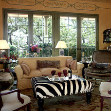 Living Room by Peggy Braswell