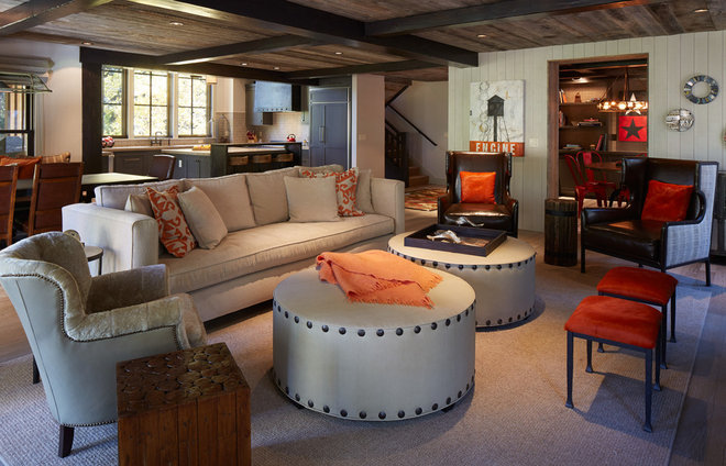 Rustic Living Room by Artistic Designs for Living, Tineke Triggs
