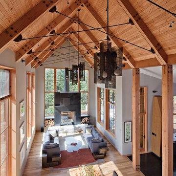 Tahoe Ridge House