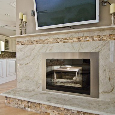Granite Marble And Quartzite Fireplace Surrounds