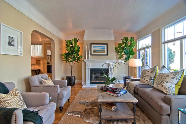 See How Fiddleleaf Fig Trees Can Liven Up Your Decor