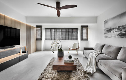 Houzz Tour: Tampines Maisonette Gets a Scandi-Style Makeover